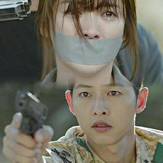 Descendants of the Sun upcoming epi 11 waiting for Wednesday night. so exciting.