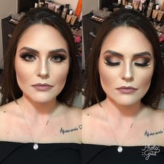 Smoke makeup can be said the simplest and the most traditional one, but it is still in the trend. Hope you guys will like them nowadays. Prom Makeup, Wedding Hair And Makeup, Bridal Makeup, Eye Makeup, Hair Makeup, Makeup Goals, Makeup Inspo, Makeup Inspiration, Makeup Tips