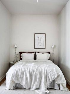 Minimal home in warm colors - via Coco Lapine Design blog