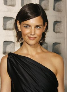 Katie Holmes' New Pixie Cut Will Make You Do A Double Take | HuffPost