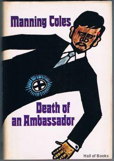 Death Of An Ambassador, Manning Coles