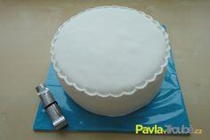 Jak vyrobit fondant na potahování | Potahovací a modelovací hmoty | Recepty Cake, Desserts, Food, Tailgate Desserts, Deserts, Kuchen, Essen, Postres, Meals