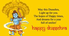 Dussehra SMS in English our collection is to those who are celebrating Dussehra, you can use our quotes and wishes to send and share with friends and family members on the digital world. Dussehra Quotes In English, Dussehra Wishes In English, Happy Dussehra Wishes, Dussehra Wishes In Hindi, Happy Dusshera, Are You Happy, Navratri Pictures, Dasara Wishes, Navratri Wishes