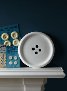 Bonkers About Buttons: A Whole Lot of Lovely