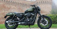 Harley-Davidson Sportster: a legend from 1957,