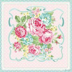 View album on Yandex. Diy Arts And Crafts, Paper Crafts, Diy Crafts, Photo Rose, Beautiful Flowers Pictures, Pip Studio, Vintage Labels, Vintage Flowers, Vintage Images