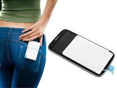 Kredi Kartı Şeklinde 2600mAh PowerBank Harici Batarya