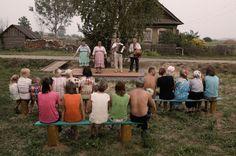 Raffaele Petralla captures the resilient traditions of the Mari in Russia's tiny Mari-El republic.