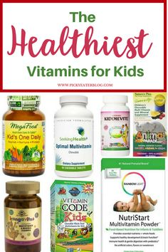 The Healthiest Vitamins for Kids Read on to find out which kids vitamins are the best, what ingredients to avoid, and why. Find the healthiest children's vitamins for your family! Healthy Kids, Healthy Living, Healthy Recipes, Healthy Weight, Healthy Snacks, Chewable Vitamins, Children's Vitamins, Best Vitamins For Kids, Roast Lamb Leg