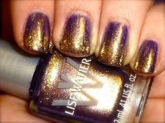 Ombre nails nail polish