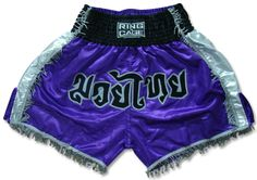 NJ FIGHT SHOP - Ring to Cage Muay Thai Shorts -Purple (Lavender), $29.95 (http://www.njfightshop.com/ring-to-cage-muay-thai-shorts-purple-lavender/)