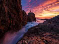 Livin' on the Edge by Jeff Lewis on 500px