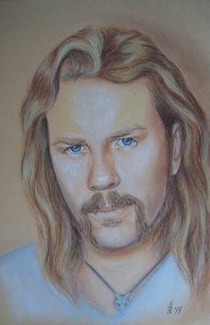 Metallica Art, Master Of Puppets, Ride The Lightning, James Hetfield, Cool Pictures, Beast, Singer, Fan Art, Rock