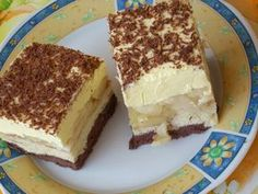 Banoffee Pie, Banoffee Recipe, Tart Molds, Food Map, Coconut Whipped Cream, Banana Slice, Hungarian Recipes, Sweets Cake, Pie Recipes