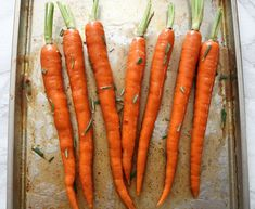 Our recipe for Honey Roasted Carrots & Rosemary is a must try. A simple side that looks like it came out of a gourmet restaurant and tastes just as good.