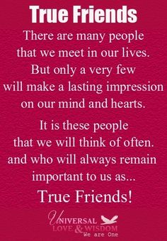 The loyal, the truthful..the ones I know are my true sistas... I am blessed with just a couple of these women....the rest are simply people I think i know...