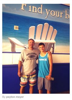 Peyton Meyer with my father-in-law Peyton Meyer, Duck Dynasty, Girl Meets World, Sabrina Carpenter, Disney Channel, Hurley, My Father, Cute Guys, Tv Shows