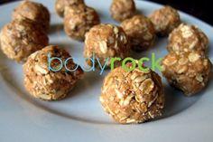 Banana, Peanut Butter & Oat – Energy Balls