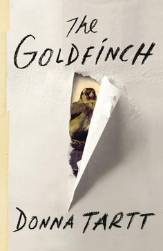 The Goldfinch by Donna Tartt. Asking the big questions about truth, reality, fate, beauty, and love.
