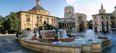 Free Walking Tour of Valencia. Every day at 11AM, meet at the Plaza De La Virgen, in front of the fountain