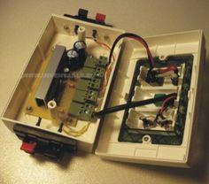 Cableado del amplificador Amplificador 12v, Power Strip, Diy, Home Appliances, Mario, German, Inspiration, Ideas, Car Audio
