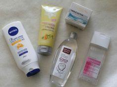 #beautycare #beautyproduts #beautystuff #osmeusprodutos #skincare #nivea #l'oreal #naturalhoney #lepetitmarsellais