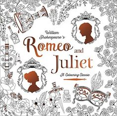 Romeo And Juliet A Coloring Classic Doubleday Books For