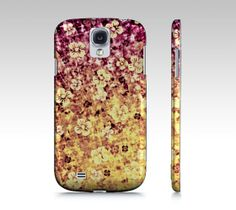 Flower Power  Samsung Galaxy S3 S4 Plastic Elegant by EbiEmporium, $40.00 #Samsung #tech #device #cover #case #cell #phone #fineart #art  #pattern #elegant #bold #colorful #techie #gift #stylish #accessories #fashion #GS4 #GS3 #Galaxy #MadetoOrder #custom #bold #pretty #sweet #lovely #elegant #purple #periwinkle #plum #yellow #cream #custard #floral #flowers #ombre #garden #feminine #pretty #shabbychic #chic #pretty #spring #summer