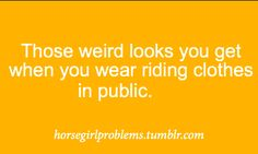 Or you walk into a store and there's a really cute guy staring at you and you want to die lolz