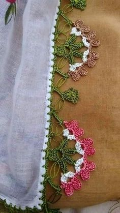 Most Beautiful Crochet Patterns, # of they # Is oyaörneklerigöst # Yazmakenarıoyamodel of Source by Crochet Trim, Irish Crochet, Crochet Lace, Crochet Stitches, Crochet Boarders, Crotchet Patterns, Crochet Curtains, Fabric Yarn, Crochet Videos