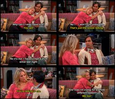 The Big Bang Theory the biggest life altering moment of the show