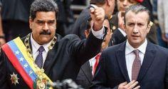 """Maduro llama al pueblo de Venezuela a """"defender"""" las """"decenas de millones de dólares"""" que le confiscaron a  Tareck El Aissami"""