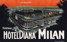 Frontón Diana De Milan.
