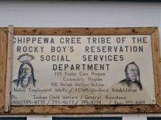 Chippewa, Cree.