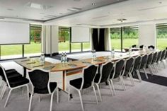 #London - Hilton London Syon Park - http://www.venuedirectory.com/venue/23136/hilton-london-syon-park  This #space is an ideal #meeting #venue for business guests desiring gracious surroundings and state of the art #conference facilities. Its setting overlooking the park makes this venue an idyllic spot for a variety of business functions.