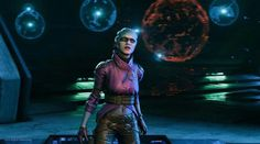 I love her already!! Mass Effect Andromeda