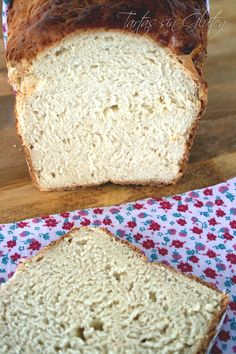 Pan Bread, Food, Recipes, Savory Muffins, Gram Flour, Breads, Honey, Beverages, Gluten Free Cakes