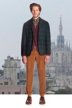 Boglioli   Fall 2014 Menswear Collection   Style.com
