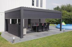 Camargue terrace cover - www.renson-outdoor.com