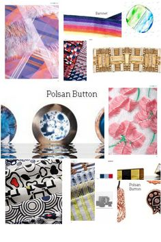Pin collage.   Malevich in Sorrento #Fabrics and accessories