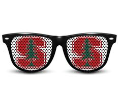 Stanford Cardinals Custom Made Glasses Sunglasses Any Team Any Colors You Choose Football Basketball NCAA