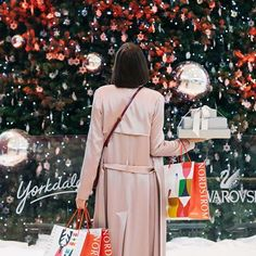 Who's spending the day shopping with us? For gift ideas visit our blog, link in profile #YorkdaleCheer #CentreOfStyle 📷 @aniab