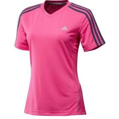 Adidas ladies DS Response Tee Tees, Shirts, Sportswear, Polo Shirt, Polo Ralph Lauren, Adidas, Lady, Mens Tops, Range