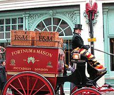 Fortnum & Mason...incredible store!!