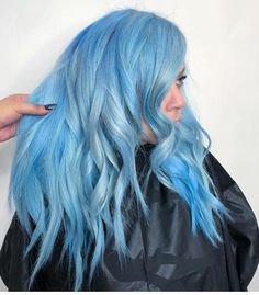 @hairbymoe From @lvblownstyle Is The Artist... Pulp Riot Is The Paint ·  Vibrant Hair ColorsPastel ...