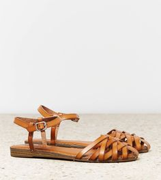 AEO Fisherman Sandal. A cute sandal option for dresses & skirts that isn't flip flops.