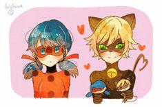 ♡ Miraculous Ladybug ♡