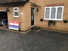 This Charcoal block paving driveway with double Buff border has been completed by SD Home Improvements in Bradley Stoke. Call SD Home Improvements today to schedule an appointment or to request a free estimate. Head over onto our website to see more details about our block paving driveway services in Bristol.