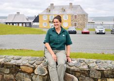 Like father, like daughter: Cape Breton tradeswoman carrying on family tradition at Fortress of Louisbourg | SaltWire Like Father Like Daughter, Tag Along, Parks Canada, Atlantic Canada, Cape Breton, Step Kids, Family Traditions, Nova Scotia, Program Design