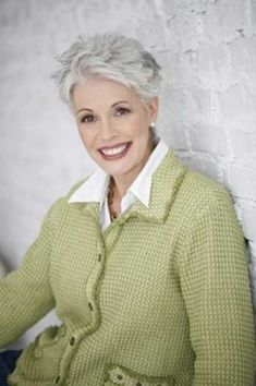 Pixie Haircut for Women Over 70